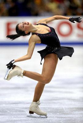 「女帝」トゥクタミシェワ、貫禄の3回転半NHK杯