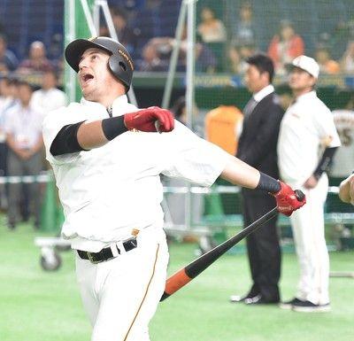 巨人・ゲレーロ「6番左翼」で昇格即スタメン右打者ズラリ
