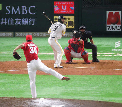【槙原寛己氏大分析1】柳田を目覚めさせた広島・一岡の内角直球