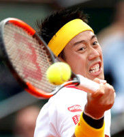 【全仏テニス】錦織、地元の難敵下し4年連続の3回戦進出