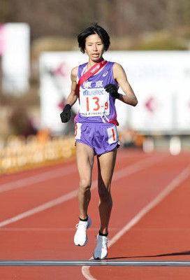 破天荒ランナー新谷仁美が優秀選手「天才ですから」
