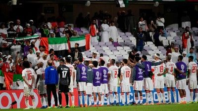 "UAE王子が準決勝カタール戦のチケットを買い占め…""忠誠心のある""UAEファンにのみ無料配布"