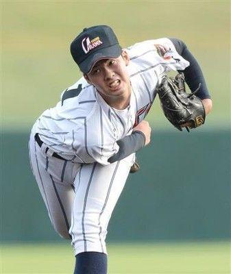 阪神、外れ1位候補に最速149キロ浦和学院・渡辺が浮上!