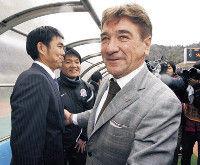 森保監督、「UNO」で分かった優れた戦術眼…広島コーチ時代の監督ペトロヴィッチ氏