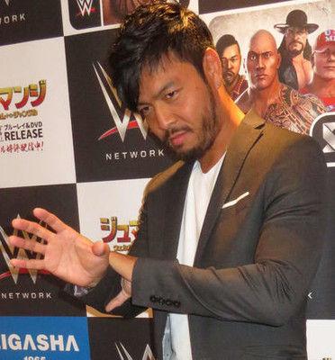 WWEイタミが退団を正式発表「KENTAとして」