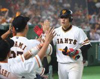 【巨人】広島に10失点完敗…9回、岡本の3試合連続の一発が救い