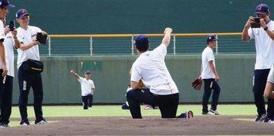 金足農・吉田輝星が「侍ポーズ」予行練習U18アジア選手権登板に期待高まる高校野球