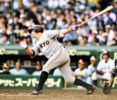 巨人4連敗、勝率5割切る…阪神は今季初5連勝