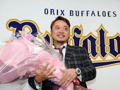 オリックス小谷野同期の誇り、松坂に引退報告「ユーモアで返してくれて」
