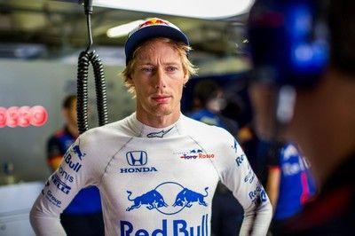 ハートレー8番手「初めてQ3に進めてうれしいが、ガスリーに勝てなかったことが残念」:トロロッソ・ホンダ F1ハンガリーGP土曜