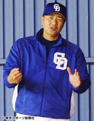 中日OBが与田監督に提言7年ぶりAクラスへ「脱ぬりかべ」のススメ
