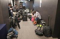 アメフト関東学連、日大への処分発表2時間前に取材陣20人殺到