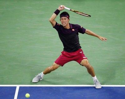 錦織 全米OP3回戦は「やりたくない相手」シュワルツマン<男子テニス>
