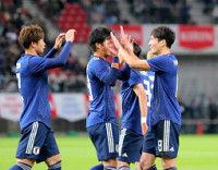 山中デビュー戦ゴール!原口だ、大迫だ、中島だ!森保ジャパン、アジア杯へ視界良好
