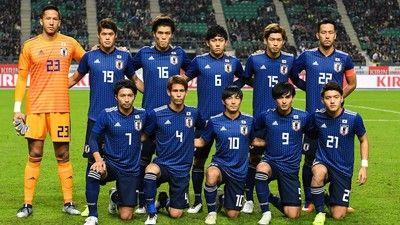 アジアカップに臨む日本代表の背番号が発表!10番は中島、9番は南野、北川が11番に