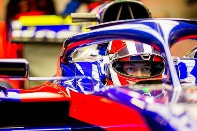 【F1テスト1回目デイ3・タイム結果】トロロッソ・ホンダのクビアトがライコネンを破ってトップタイム