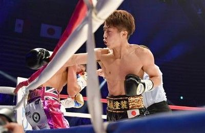 山中慎介氏、井上は「本当に強いのひと言」「もう少し見たいと思わせる圧勝だった」/BOX