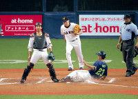 【巨人】7連勝後、6連敗…首位広島と10ゲーム差逆転V遠のく