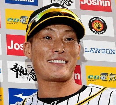 阪神またも故障者…糸井が「左肩腱板の部分損傷」で抹消広島戦での守備で痛める