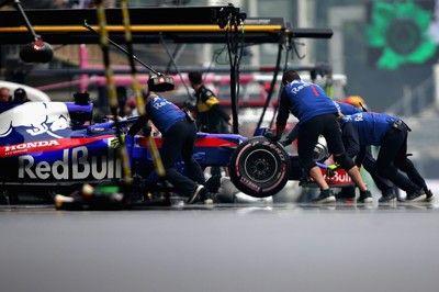 ホンダ田辺TD「競争力があると感じていたため14番手は残念。日曜には着実にいいレースをしたい」:F1メキシコGP土曜