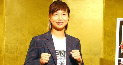 【RIZIN】浅倉カンナ、RENAに代わり女子格闘技を「引っ張っていけるくらいになる」
