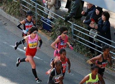 1秒差でリオ五輪逃した小原、日本勢最高2位福士は転倒響き棄権/大阪国際女子