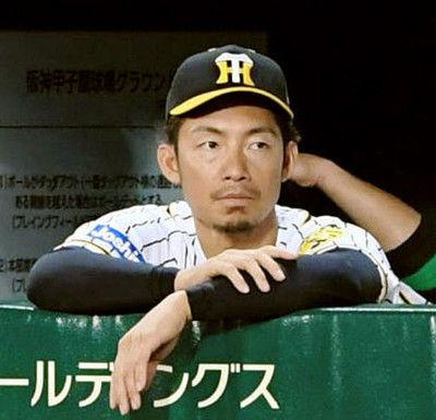 連続試合出場ストップ…阪神鳥谷に聞こえてきた引退の足音