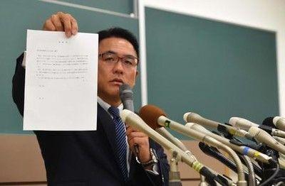 非は監督…日大選手「減刑嘆願書」関学QB父提出へ