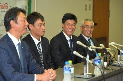阪神ドラ6湯浅京己は伊藤智仁監督が太鼓判押す逸材NPB入り導く「私の使命」