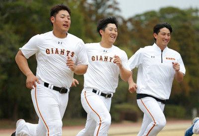"""昨季二軍2冠王の有望株が…原巨人に""""大補強の被害者""""第1号"""