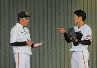 【巨人】新任の宮本、水野コーチは対話重視…秋季キャンプ初日は明るく船出