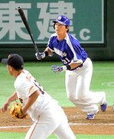 【中日】野本が引退表明29日に引退試合