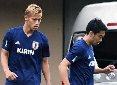 「日本代表に必要な選手」香川が3位、本田は8位