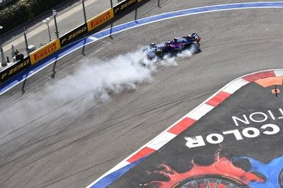 ホンダ田辺TD「トラブルでダブルリタイアに終わり非常に残念。日本GPではいいレースをしたい」:F1ロシアGP日曜