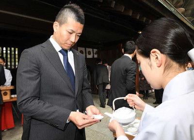 米移籍希望のソフトB千賀、球団社長と話し合い後藤社長「今日、明日の話ではない」