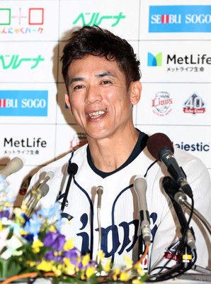 西武・松井今月に引退決断「とうとうこの時が来た」涙は「日本一にとっておきたい」