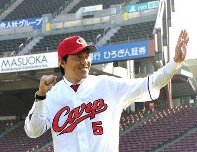 広島移籍の長野、カープ首脳陣「3番・左翼」を期待東出コーチ「コイツは違う」