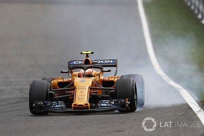 母国レースを最下位で終えたバンドーン「今年のマクラーレンは開幕から全く進歩がない」と嘆く/F1ベルギーGP