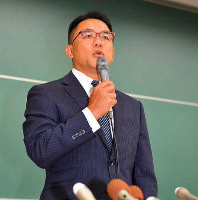 関学大QB父、日大理事長の「黒いうわさ」に言及