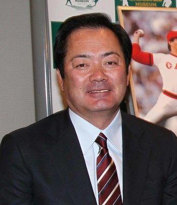 北別府さん長野の和やか会見に感銘「カープファンの心を掴んだな」