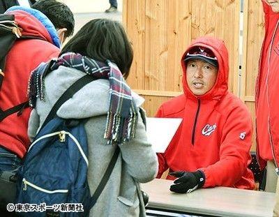 """1番人気の""""赤長野""""レギュラーの保証なし!東出コーチ「若手と競い合って勝ち取ってほしい」"""