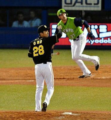 阪神・小野 投手カラシティーに…まさかの被弾Gはノーノー 虎はOh!NO!