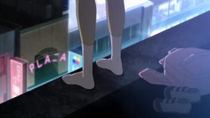 「飛び降り アニメ」の画像検索結果