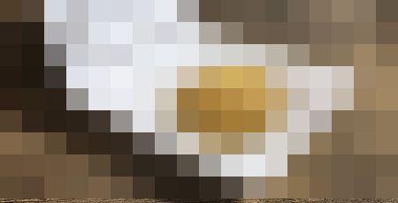 納豆 パック 味玉 錯覚 写真に関連した画像-01