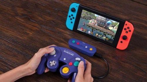 ゲームキューブ コントローラー ワイヤレス GBrosに関連した画像-01