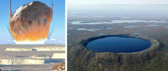 ハドソン湾 巨大隕石에 대한 이미지 검색결과