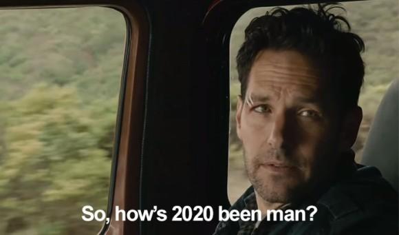 激動の2020年を字幕風にまとめてみた