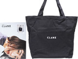 CLANE 2018 SPRING&SUMMER COLLECTION 《付録》 BIG TOTE BAG