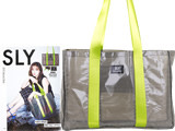 SLY 2019 Special Book 《付録》 BIG CLEAR TOTE BAG