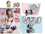 Sweet (スウィート) 2018年 07月号 《付録》 ナノ・ユニバース特製 ミッキーマウス&ミニーマウス 超スペシャルセット!